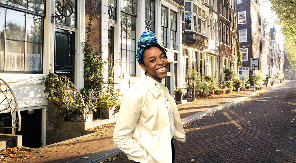 Nyasha Harper-Michon Amsterdam
