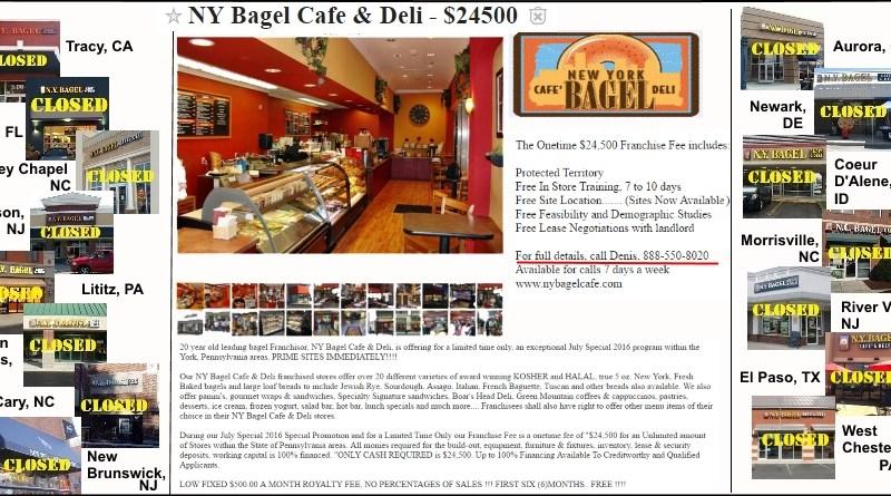 NY Bagel Cafe