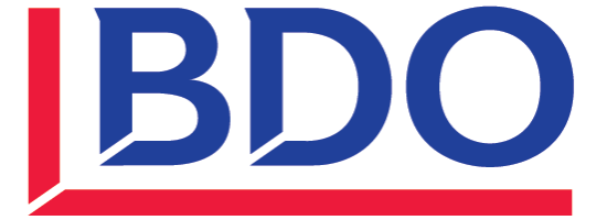BDO logo on white 550