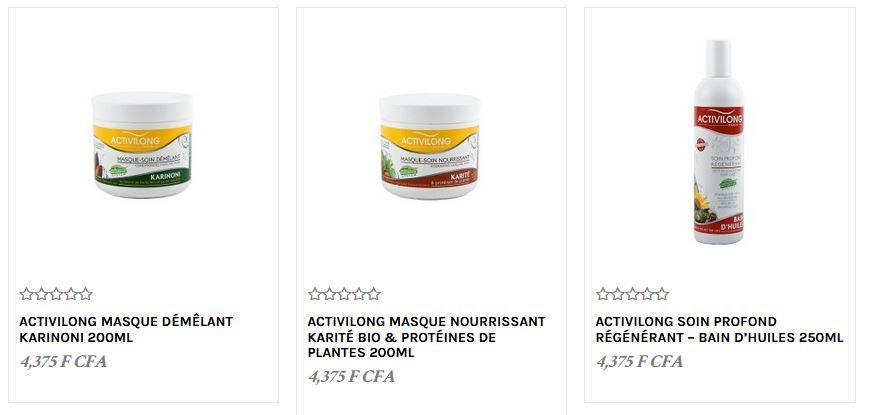 acheter ses produits capillaires activilong en ligne sur hairpalace