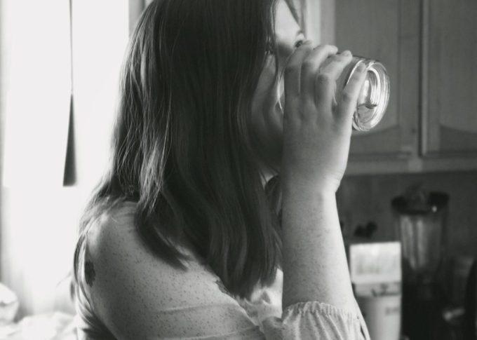 boire de l'eau permet d'avvoir un teint frais