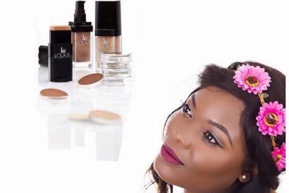 """la marque de cosm""""tique camerounaise lola's cosmétique"""