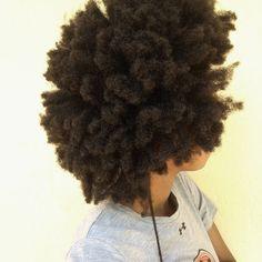 la force et la souplesse pour les cheveux crépus