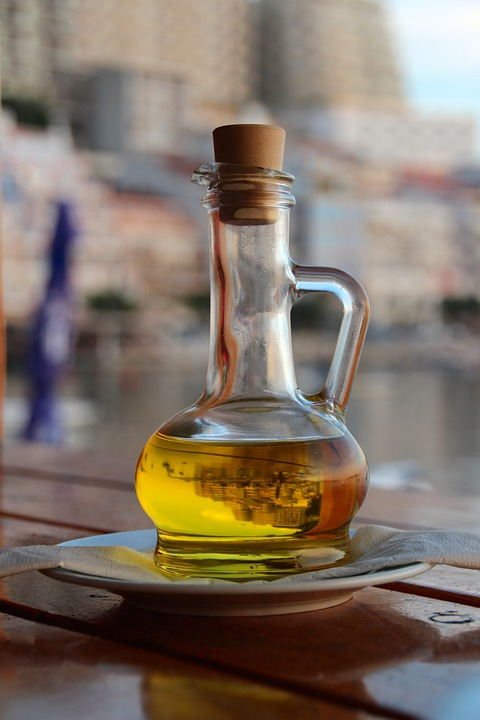 les huiles végétales sur les cheveux