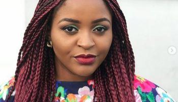 la make -up artiste cameounaise belinda