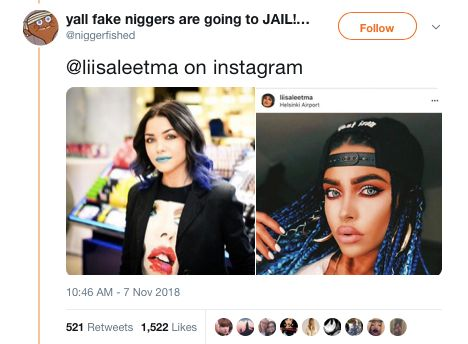 elles aoptent la culture des noires