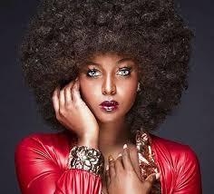 les cheveux d'amara la negra