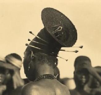 les coiffurestraditionneles d'afrique et les débuts de l'esclavage