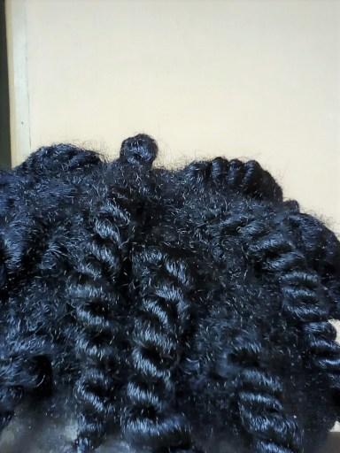 les effets de l'huile de fenugrec sur mes cheveux crépus