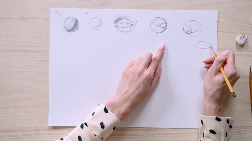 چگونگی جلب چشم با مداد فصلی - مرحله 3 - عکس