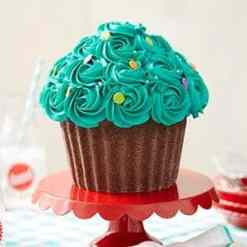 Stor cupcake form