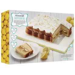 Bageform til kage med overraskelse