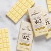 Callebaut chokolade, hvid - mini-bar, 75 stk.