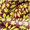 Pavoni Chokolade Transfersheet med blade