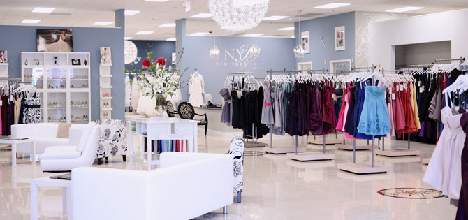 Raleigh Wedding Shop - New York Bride & Groom