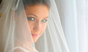 Custom Veils by New York Bride