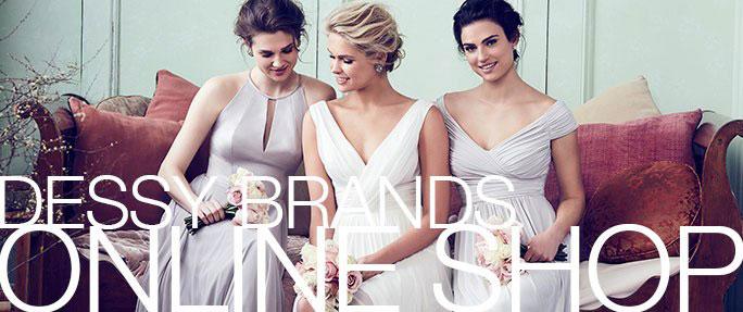 Bridal and Bridesmaid Dresses