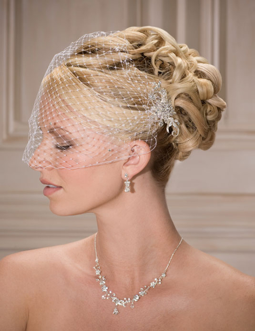 bel-aire french-net-veil