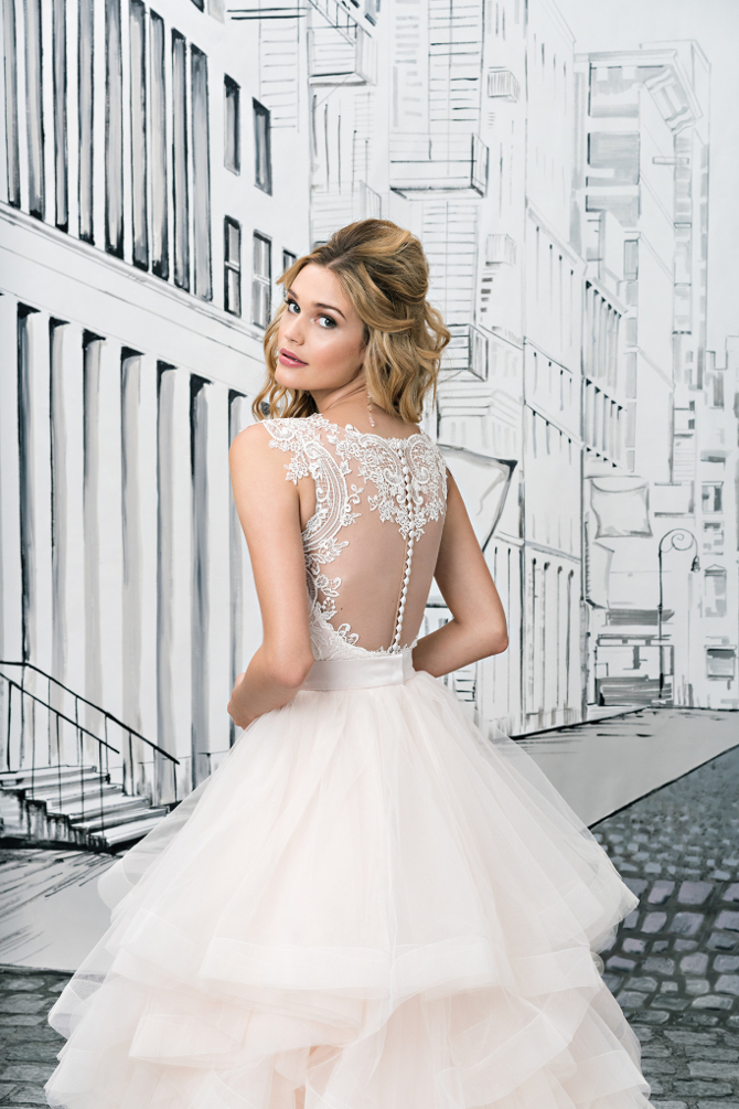 Justin Alexanders New Spring 2017 Wedding Dresses