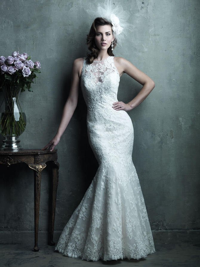 Allure Bridals: Wedding Dress Beauty For The Bride