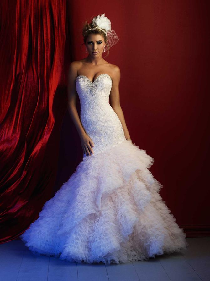 Allure Bridals Wedding Dress