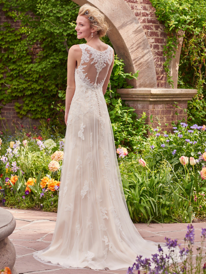 Ravishing, Value-Priced Wedding Gowns From Rebecca Ingram