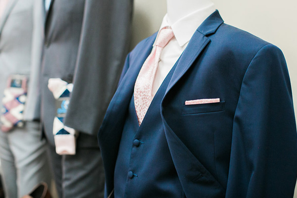 rental tuxedo details