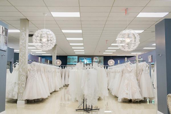 raleigh wedding dresses near me