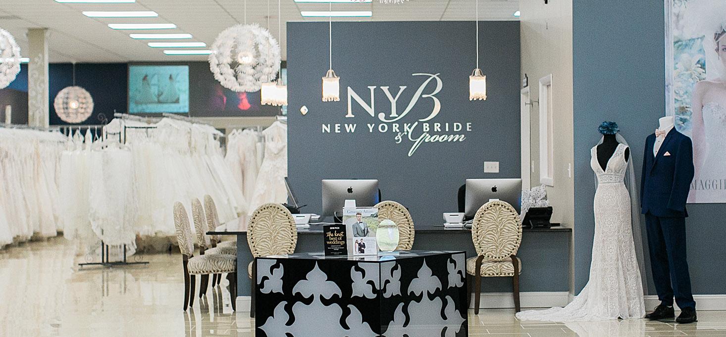 Bridal Salon New York Bride of raleigh