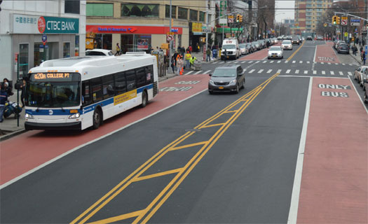 The Top 10 Bus Corridors Where DOT Should Make Streets Work For ...