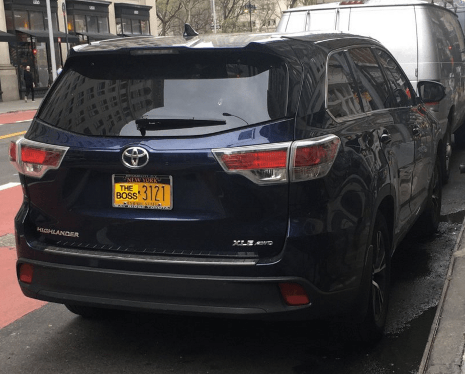 If NYPD Is Cracking Down on License Plate-Obscuring Officers Itu0027s Sure Hard to Tell u2013 Streetsblog New York City & If NYPD Is Cracking Down on License Plate-Obscuring Officers Itu0027s ...