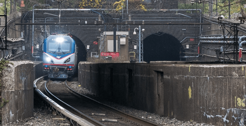 Feds Must Fix Hudson River Tunnel Before Catastrophic Failure