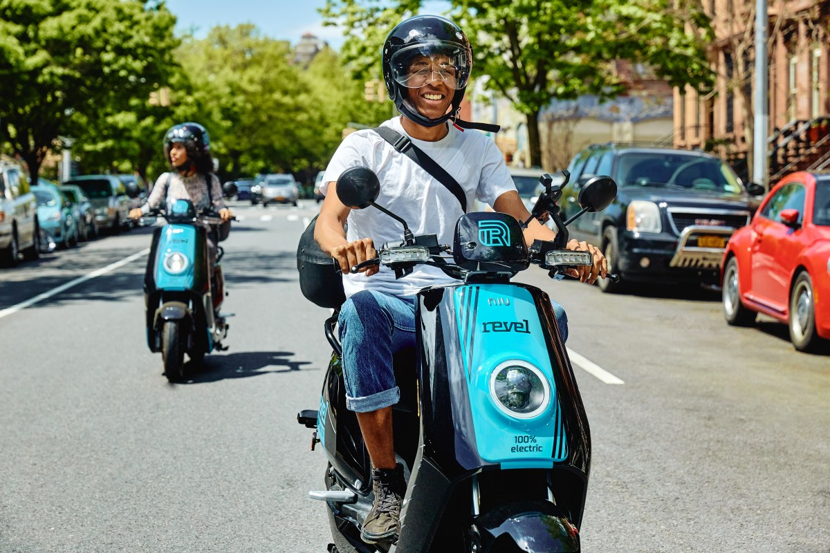 Shared Motor Scooter Company Revel To Expand Into Brooklyn