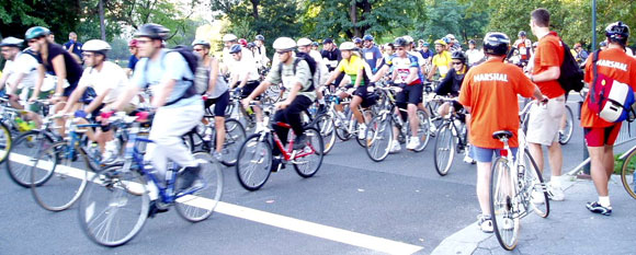 Why The Nyc Century Bike Tour Is Riding Into The Sunset Streetsblog New York City