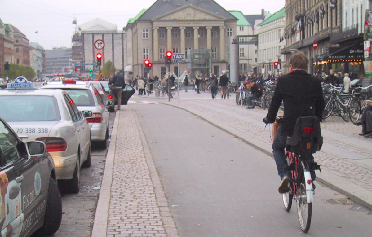Driving Lessons Nyc >> Op-Ed: Copenhagen's Lessons for the 'Green Wave' – Streetsblog New York City
