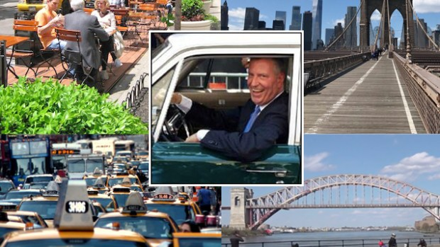 The Coming Carmageddon: Will Our Leaders Solve NYC's Transportation Problem?
