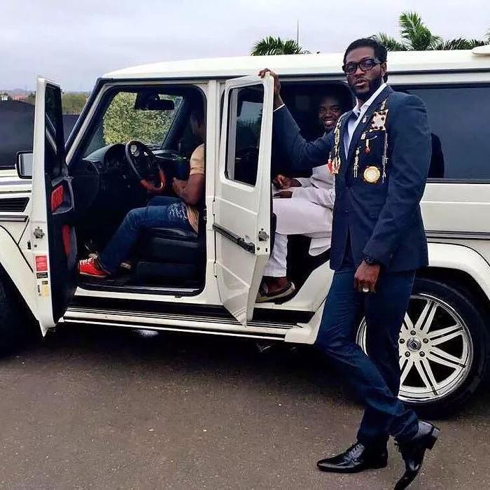 Image result for Emmanuel Adebayor LIFESTYLE