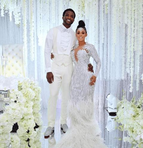 Photos: Gucci Mane marries Keyshia Ka\'oir in a $1.7million wedding ...