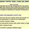 visa on arrival in Ghana
