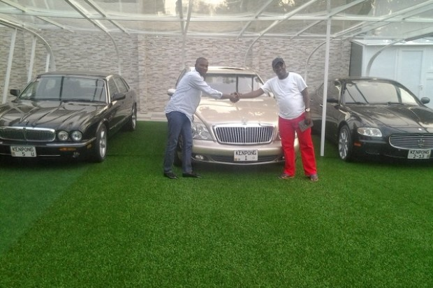 Ghanaian Businessman Kennedy Cappuccino Agyapong President And CEO Of Kenpong Group Companies Is Surley Living Large