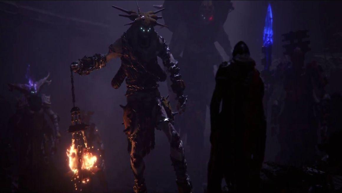 Destiny 2: Forsaken - Last Stand Of The Gunslinger Cinematic