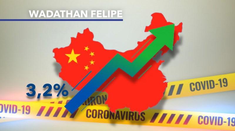 Uma economia fora da curva: China cresce 3,2% dentro do cenário da pandemia