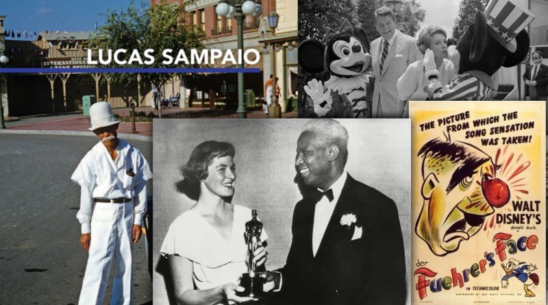 Mentiram para você sobre Walt Disney