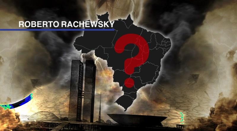 O Brasil entre a utopia e o caos
