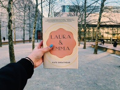Laura and Emma by Kate Greathead