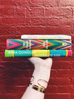 Books by Anna Quindlen, Meg Wolitzer, & Lauren Graham