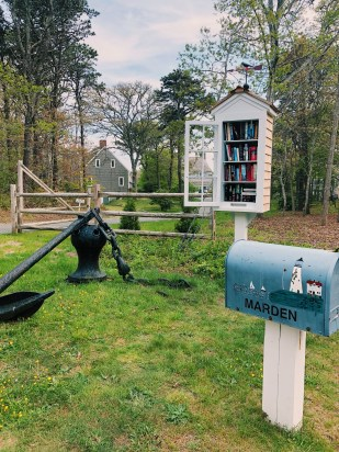 Little Free Library - Chatham, MA