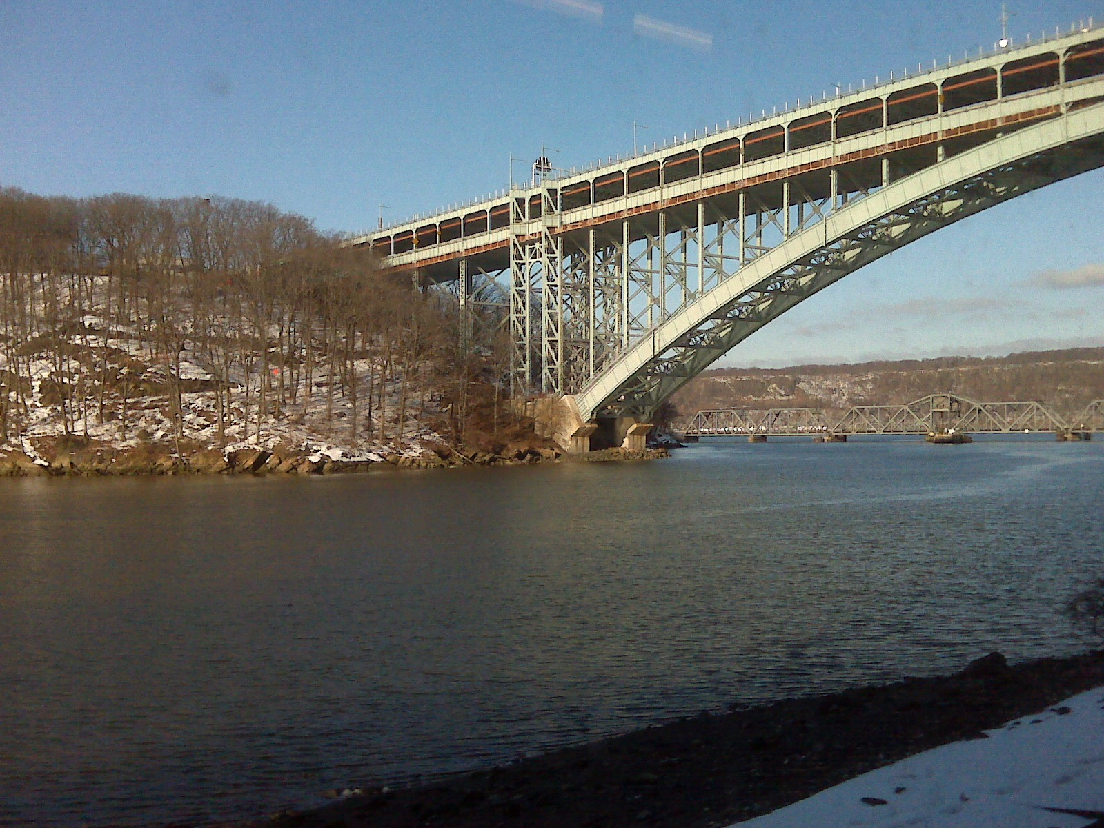 Henry S Hudson Routes All