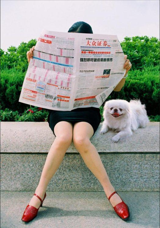 FIAP Gold Medal - Jiahu She (China) - Fashion Newsletter