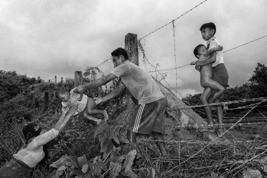 PSA Gold Medal - M Yousuf Tushar (Bangladesh) - Crossing the border